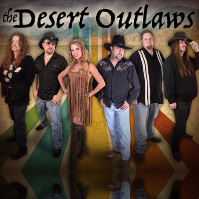 Desert Outlaws - Las Vegas Country Bands