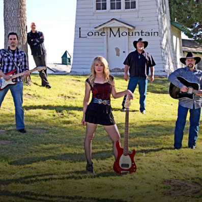 Lone Mountain - Las Vegas Counrty Band