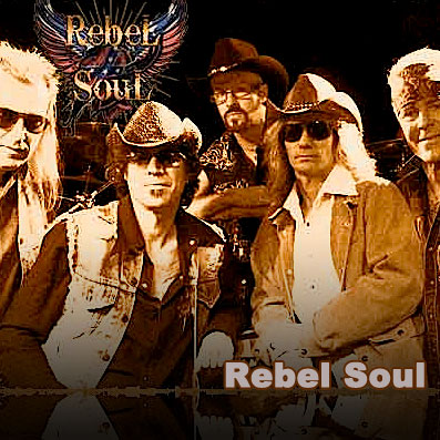 Rebel Soul - Las Vegas Country