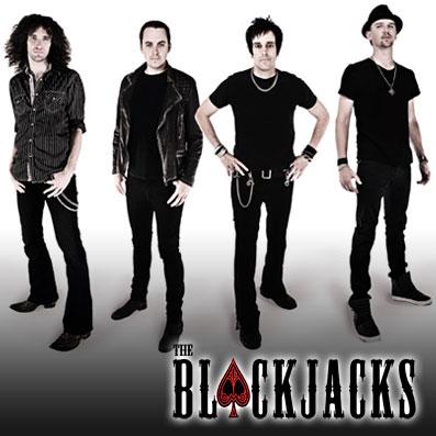 The Blackjacks - Las Vegas Rock and Country Band