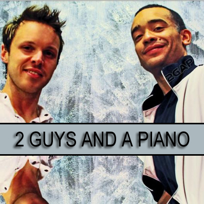 2 Guys and a Piano - Las Vegas Entertainers