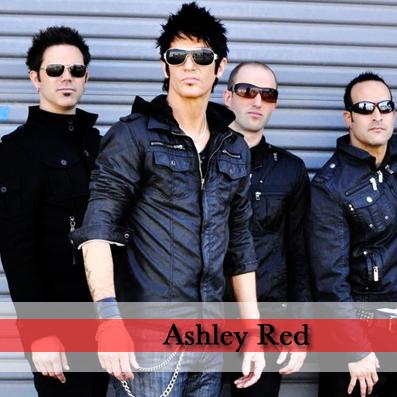 Ashley Red - Las Vegas Rock Band