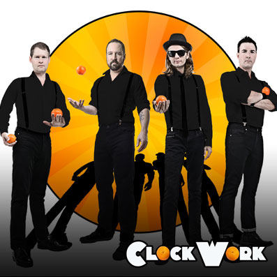 Clockwork - Las Vegas Live Dance Band
