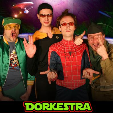 Dorkestra - Las Vegas Live Music Cover Band
