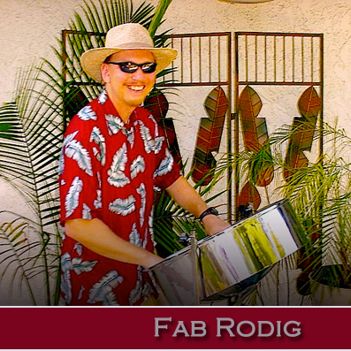 Fab Rodig - Las Vegas Entertainer