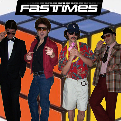 Fast Times - Las Vegas Live Party Band