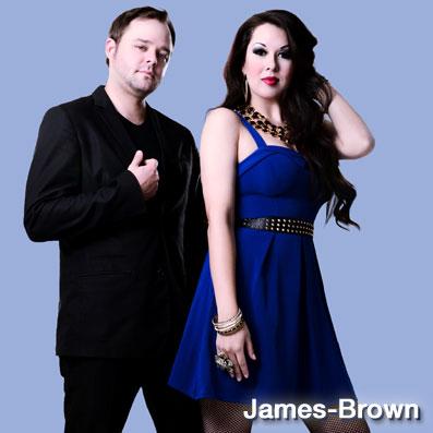 James - Brown - Las Vegas Ultra Lounge Duo