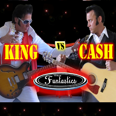 King Vs Cash - Las Vegas Live Music
