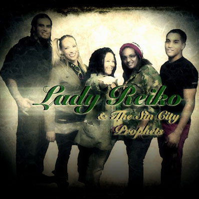 Lady Reiko - Las Vegas Live Reggae
