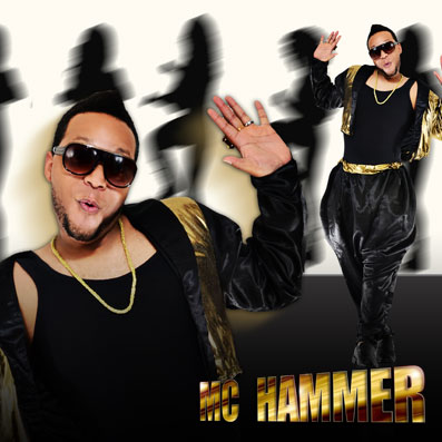 Mc Hammer Tribute - Las Vegas