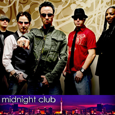 Midnight Club - Las Vegas Country Rock Band