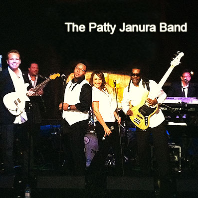 The Patty Janura Band - Las Vegas Live Dance Band