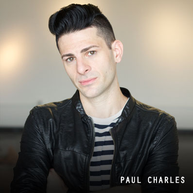 Paul Charles - Solo Acoustic Guitarist