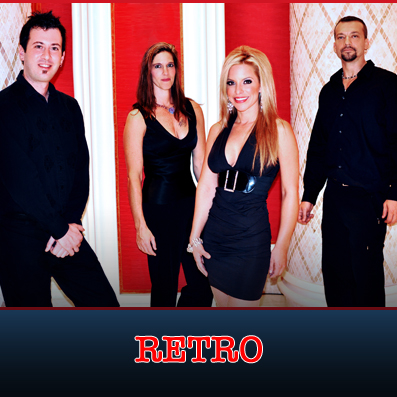 Retro - Las Vegas Live Music