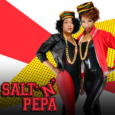 Salt N Pepa Tribute - Las Vegas