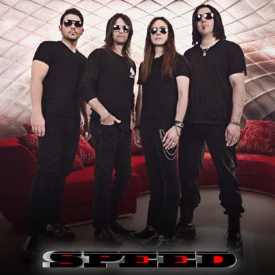 Speed - Las Vegas Live Rock Band