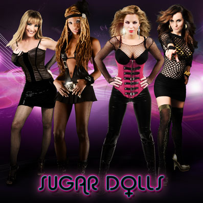 Sugardolls - Las Vegas Dance Band
