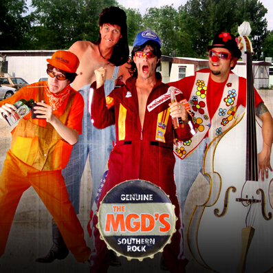 The MGD's - Las Vegas Southern Rock Cover Band