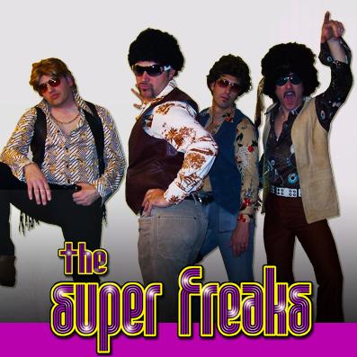The SuperFreaks - Las Vegas Disco Dance Band