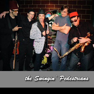 The Swingin Pedestrians - Las Vegas Ultra Lounge Swing Band