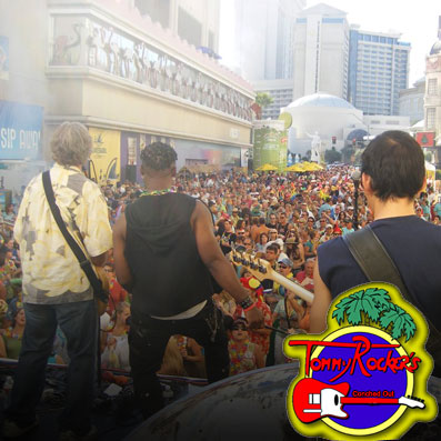 Tommy Rocker - Las Vegas Entertainer