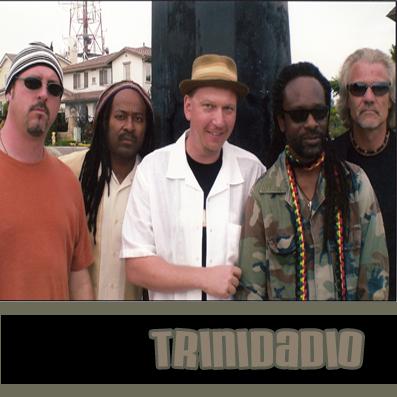 Trinidadio - Las Vegas Reggea Band