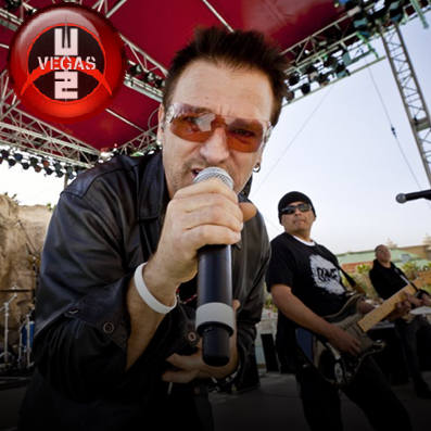 U2 Tribute Band - Las Vegas