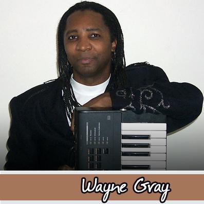 Waynr Gray - Las Vegas Entertianer