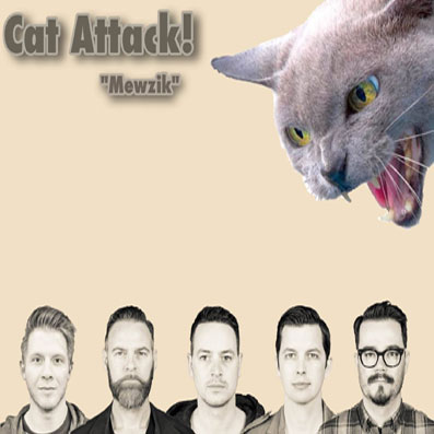 Cat Attack - Las Vegas Dance Band