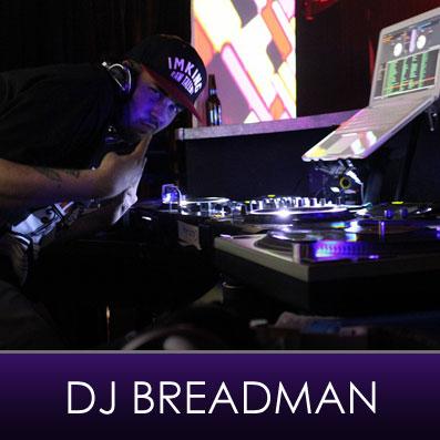 DJ Breadman - Las Vegas DJs