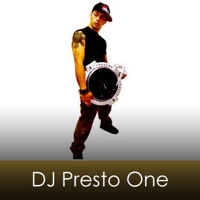 DJ Presto One - Las Vegas DJs