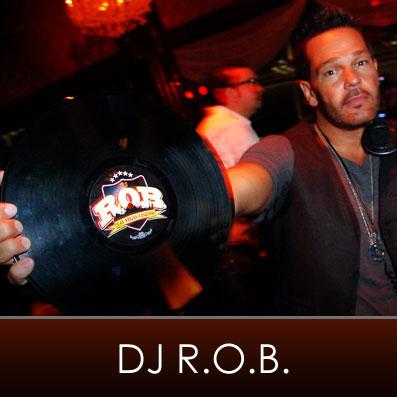 DJ Rob - Las Vegas DJs