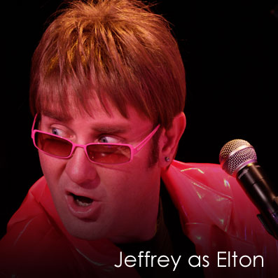 Jeffery As Elton - Elton John Tribute - Las Vegas
