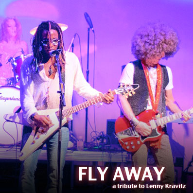 Fly Away - Lenny Kravitz Tribute Band - Las Vegas