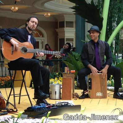 Gadda - Jimenez - Las Vegas Ultra Lounge Duo