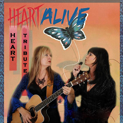 Heart Alive - Heart Tribute Band Las Vegas