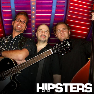 The Hipsters - Las Vegas Ultra Lounge Trio