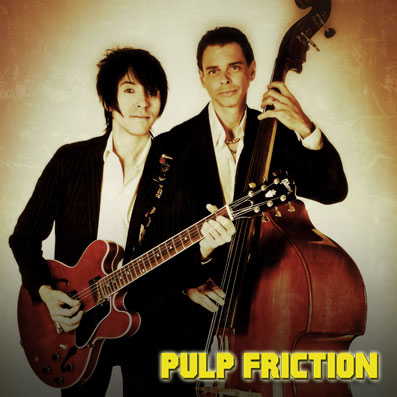 Pulp Friction - Las Vegas Ultra Lounge Duo