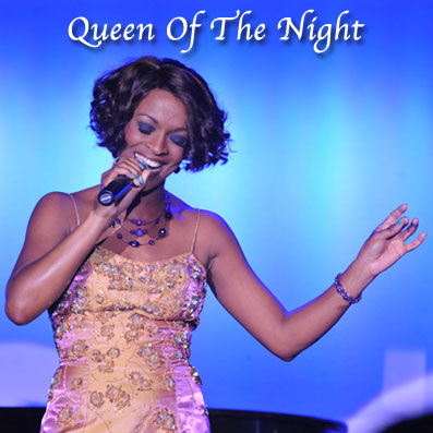 Whitney Houston Tribute - las Vegas