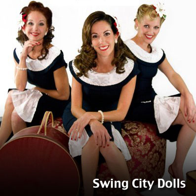 Swing City Dolls - Las Vegas 1940's Tribute