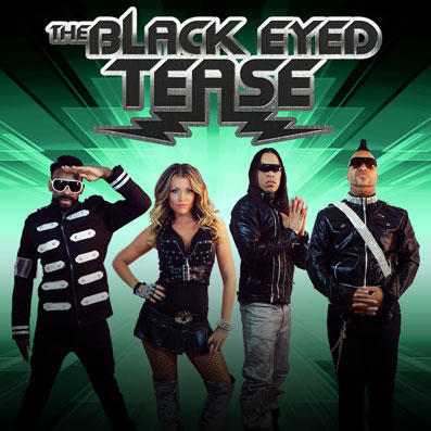 Black Eyed Pease tribute Band - Las Vegas