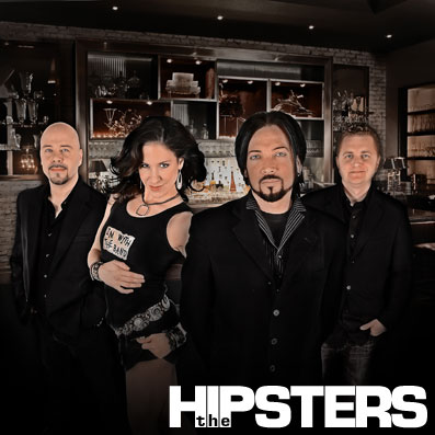 The Hipsters - Las Vegas Rock Band