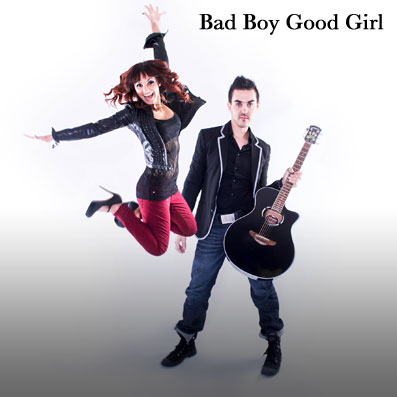 Bad Boy Good Girl - Las Vegas Duo