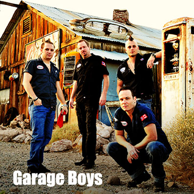 Garage Boys - Las Vegas Country and Rock Band