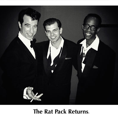 The Rat Pack Returns - Las Vegas Tribute Bands