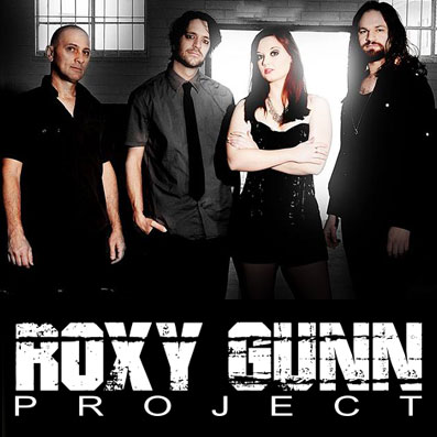The Roxy Gunn Project - Las Vegas Rock Cover Band