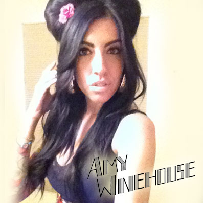 Amy Winehouse - Las Vegas Impersonator