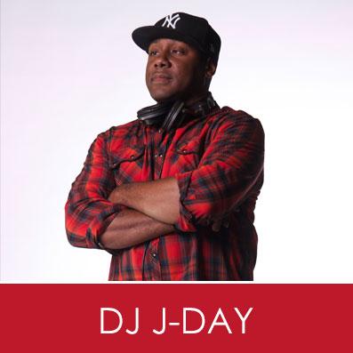 DJ J-Day - Las Vegas