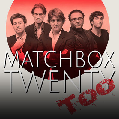 Matchbox Twenty Too - Las Vegas Cover band