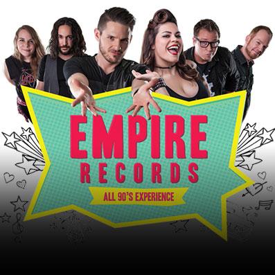 Empire Records - Las Vegas Dance Band